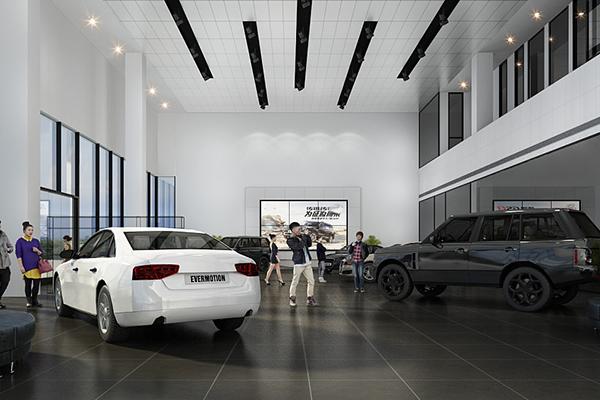 汽车4S店部署信息发布系统的四大宣传优势