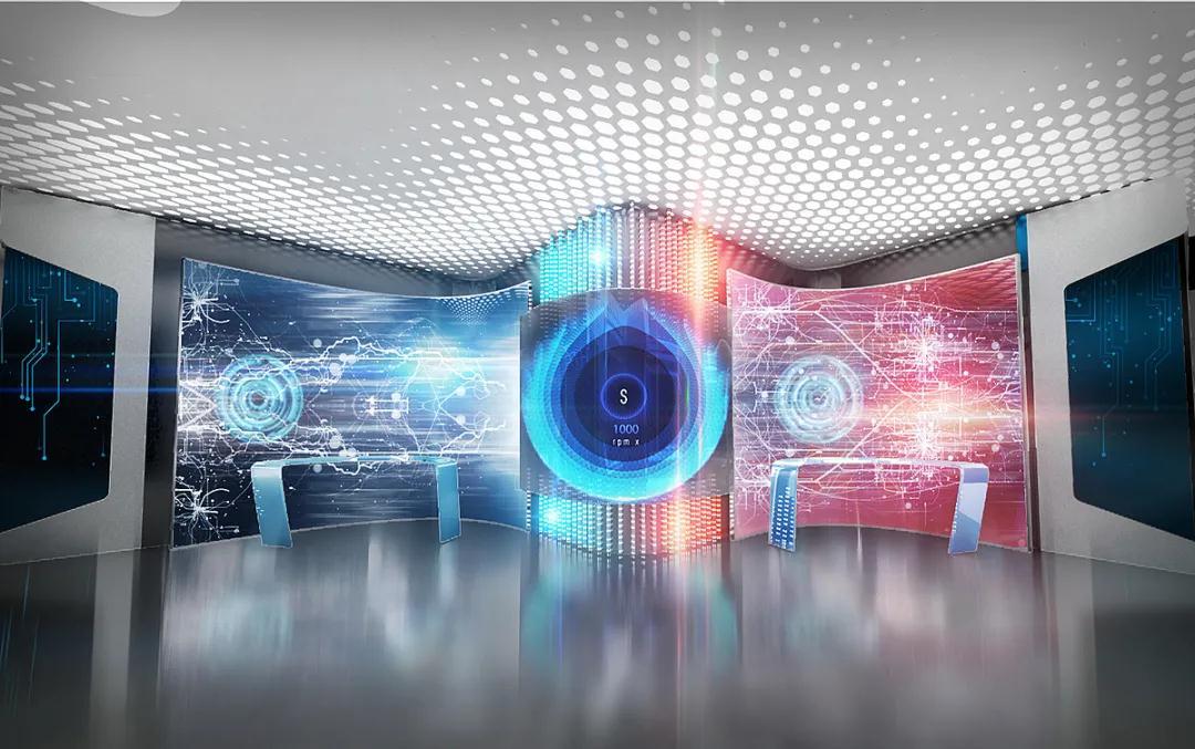 数字多媒体技术,赋予未来展厅无限可能!