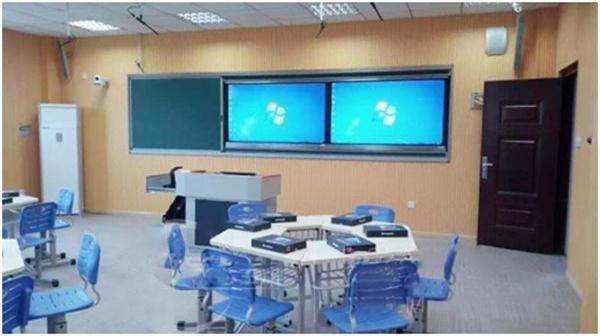 """广外增城外国语学校""""未来课堂"""""""